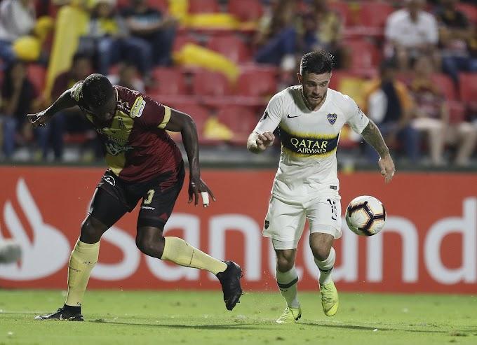 Aferrados a un 'milagro': La remota posibilidad de DEPORTES TOLIMA de avanzar a los octavos de final de la Libertadores
