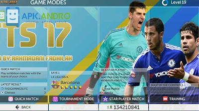 First Touch Soccer 2017 Mod Apk + Data