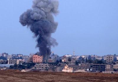 Hamás ataca con misiles contra Israel