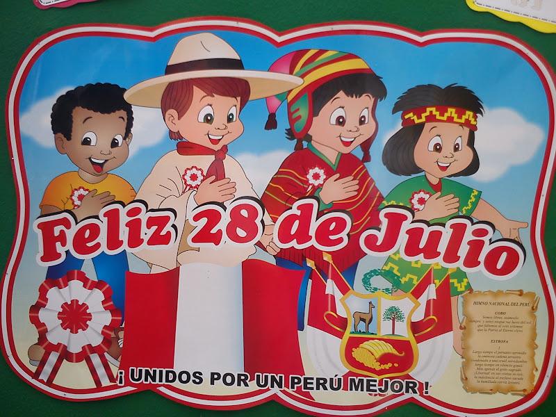 Feliz Día Perú