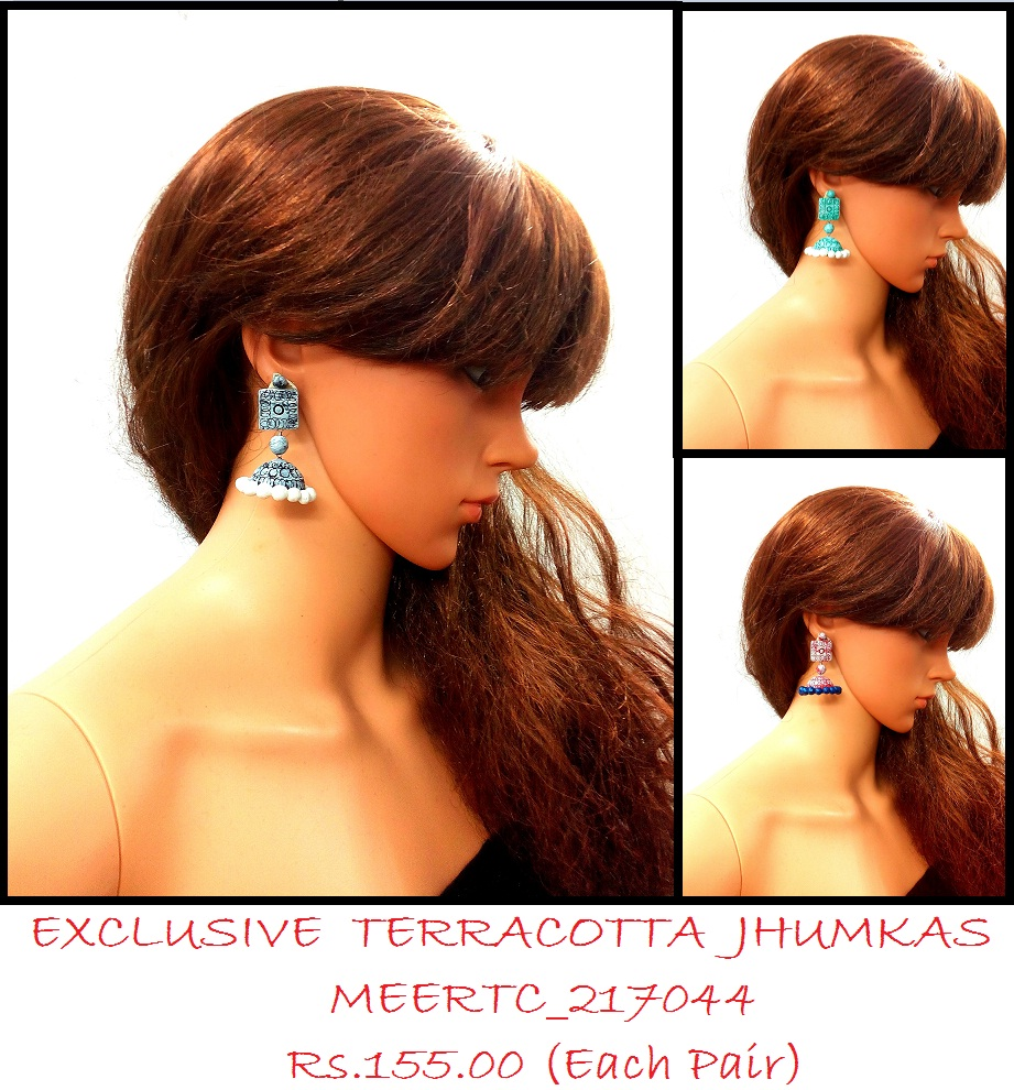 Any Woman Would Like To Have This Classic Pair Of Earrings These Are Round  In Shape And Can Also Be Simply Flat Pieces Hoops Can Be Procured In  Myriad Of