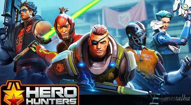 Hero Hunters Hakkında