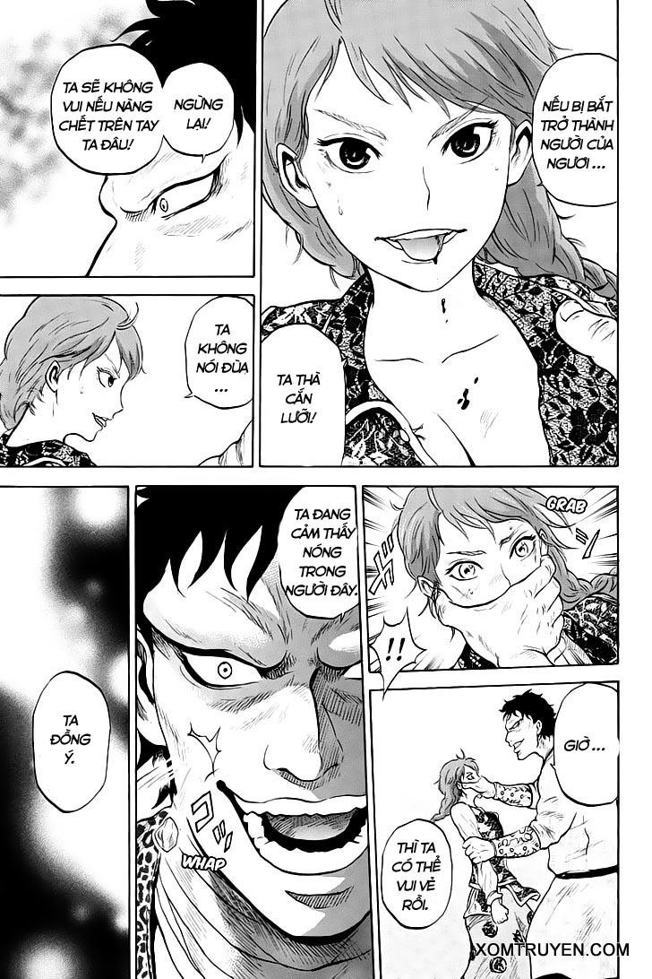 Horizon (okada takuya) chap 48 [end] trang 5
