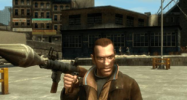 تحميل لعبة جاتا 4 GTA للكمبيوتر