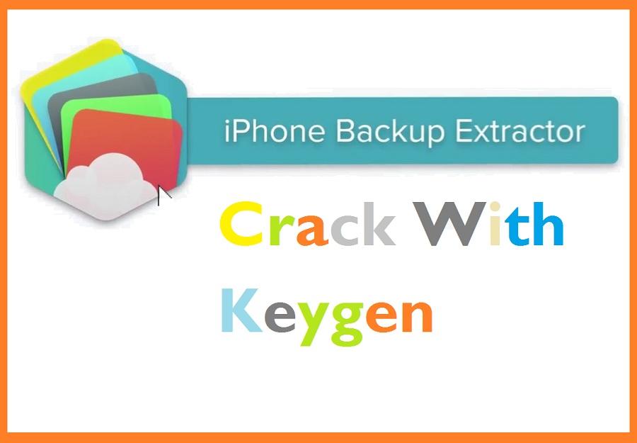 activate iphone backup extractor keygen