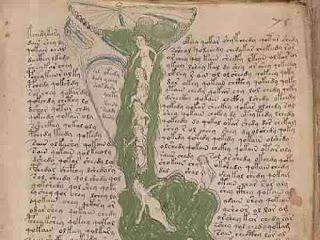 Очередная публикация о разгадке тайны загадочного манускрипта Войнича