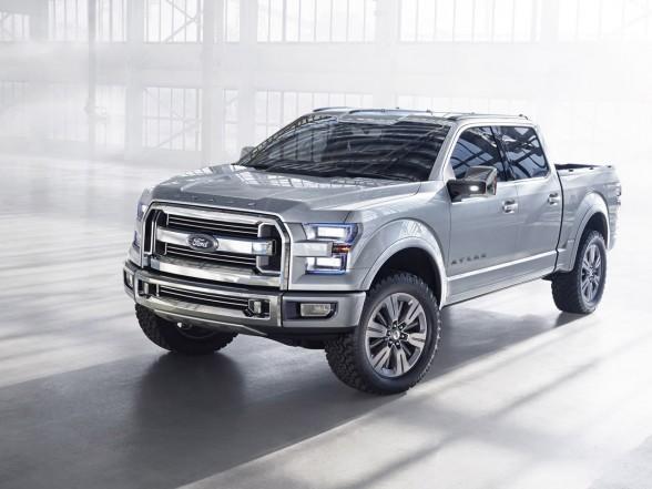 2017 Ford Atlas Concept