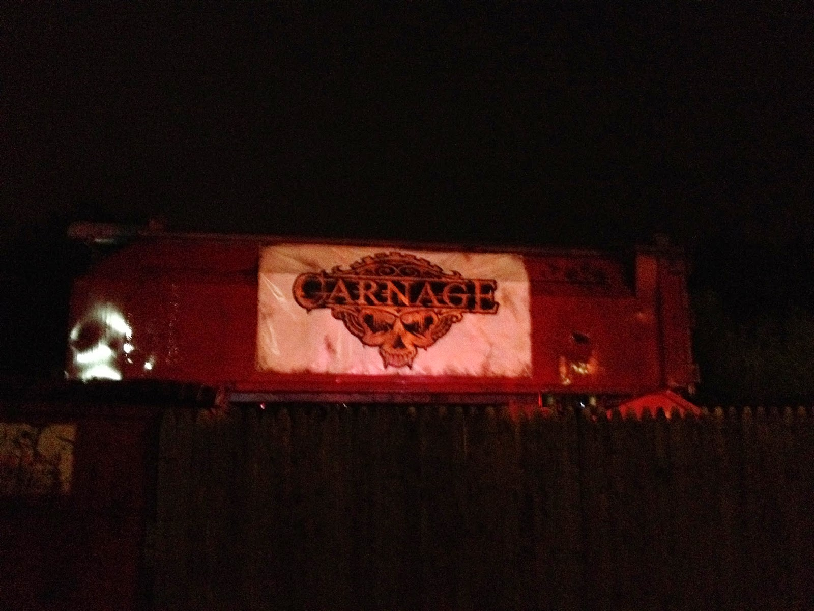 Boston Haunted Houses Spookyworld