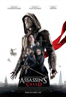 مشاهدة فيلم Assassin's Creed 2016 اون لاين كامل بجودة HD