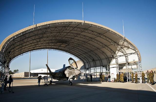 RNLAF Lockheed Martin F-35A