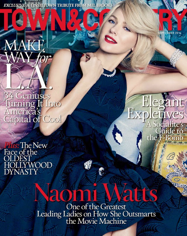 Naomi Watts Town and Country