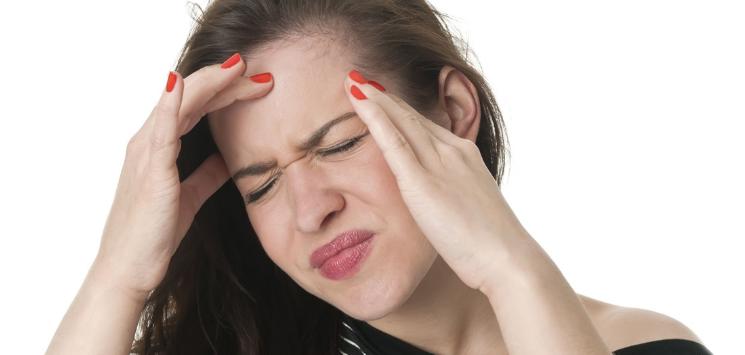 सिर के दर्द को ठीक करने के लिए
