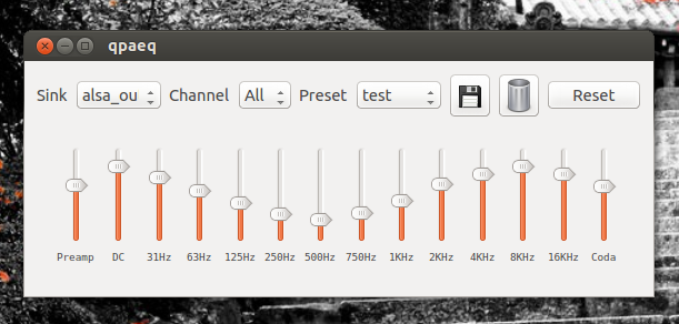 Install Pulseaudio With Built-In System-Wide Equalizer In