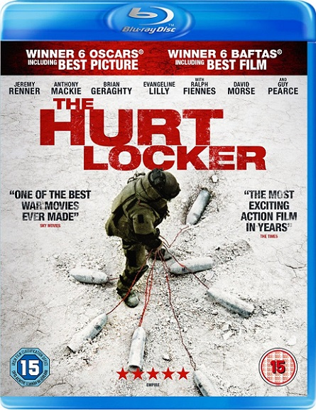 The Hurt Locker (Zona de Miedo) (2008) 720p y 1080p BDRip mkv Dual Audio AC3 5.1 ch