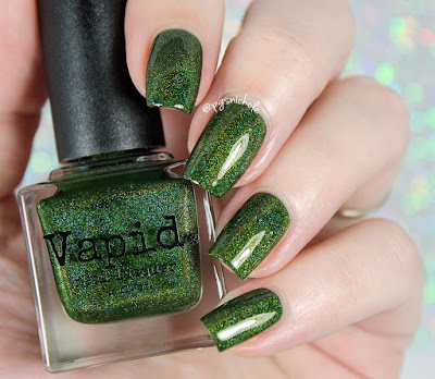 Vapid Nail Lacquer Spider and the Fly | Fall 2016