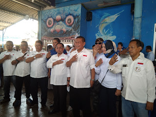 DEMIZ Tengok Nelayan Ciparage Jaya Karawang