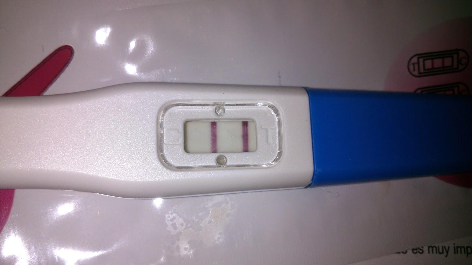 Prueba De Embarazo Positiva: Aina Garriga Moreno: Viernes 13 De Diciembre De 2013