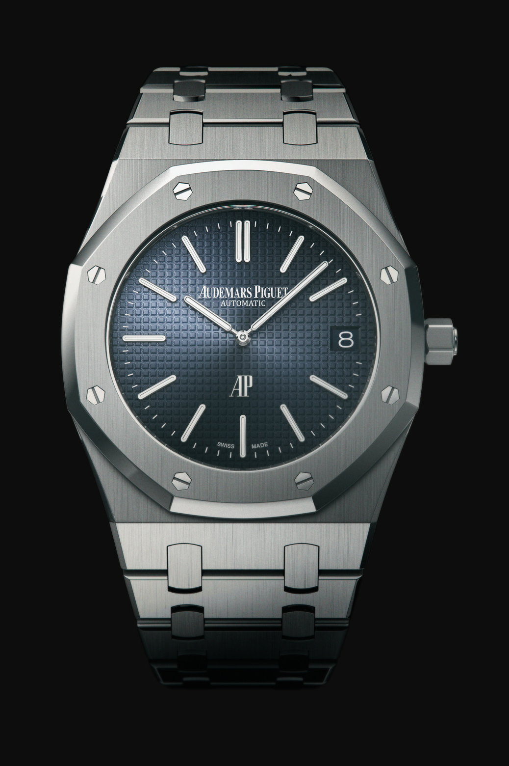 audemars piguet royal oak 40th anniversary time and watches