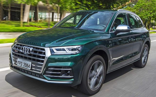Audi Q5 - importado do México