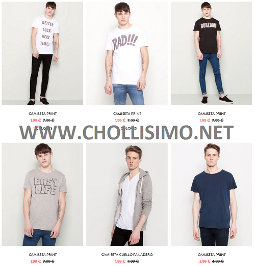 CHOLLO PULL&BEAR