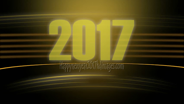 Happy New Year 2017 HD Wallpapers For Desktop