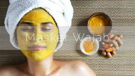 Cara Merawat Wajah bebas Jerawat dengan masker
