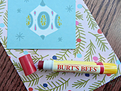 Burt's Bees Kissable Lip Shimmers Stocking Stuffer Christmas
