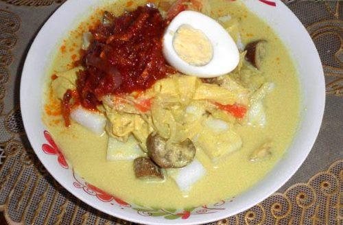 Resepi Lontong Johor Sedap dan Mudah