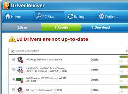 تنزيل برنامج درايفر ريفيفر Driver Reviver