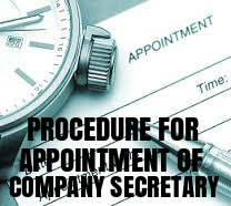 Procedure-Appointment-Company-Secretary
