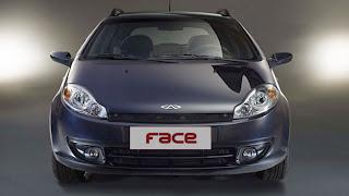 Dream Fantasy Cars-Chery Face 2012