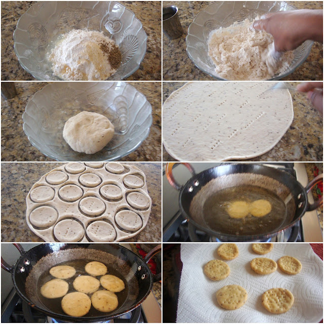 images of Papdi Recipe / Papri Recipe / How To Make Papdi For Chaat Recipe / Homemade Papdi Recipe