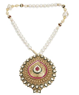 6.. Pearl Neckpiece by SLG Jewellers-min