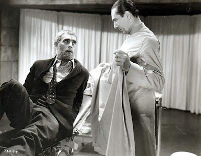 The Raven Boris Karloff Bela Lugosi Image 1