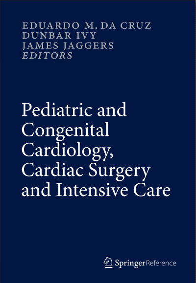 Pediatric and Congenital Cardiology, Cardiac Surgery and Intensive Care 2014th Edition