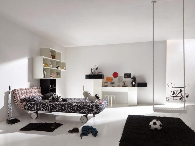 Decoracion de cuartos juveniles femeninos modernos – dabcre.com