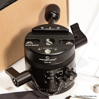 Sunwayfoto DDP-64MX Indexing Rotator Review