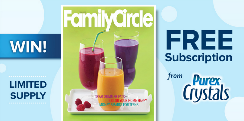family circle sweepstakes extreme couponing mommy purex family circle sweepstakes 4084