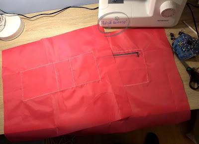 Jak uszyć podszewkę do torebki DIY