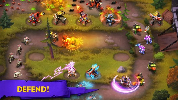 Goblin Defenders Mod APK