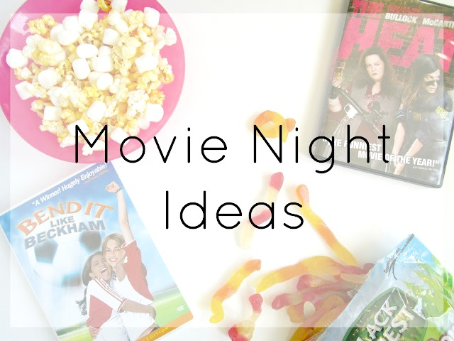 3 Favorite Movies for Movie Night with Friends