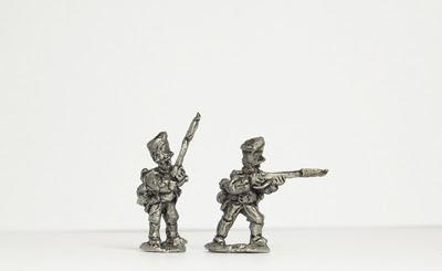 NPR2   Line/fusiliers, firing