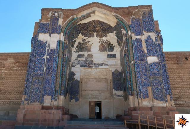 Tabriz, Moschea Blu