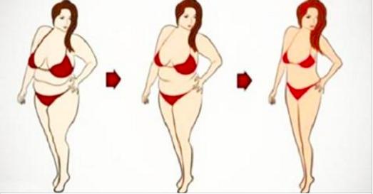 Dites adieu à la graisse abdominale en 2 semaines avec cette recette