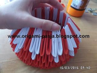 ciekawe tutoriale origami 3d