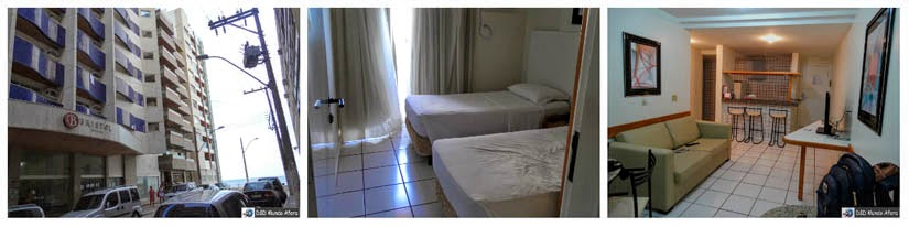 Onde ficar em Guarapari (ES) - Bristol Guarapari Residence