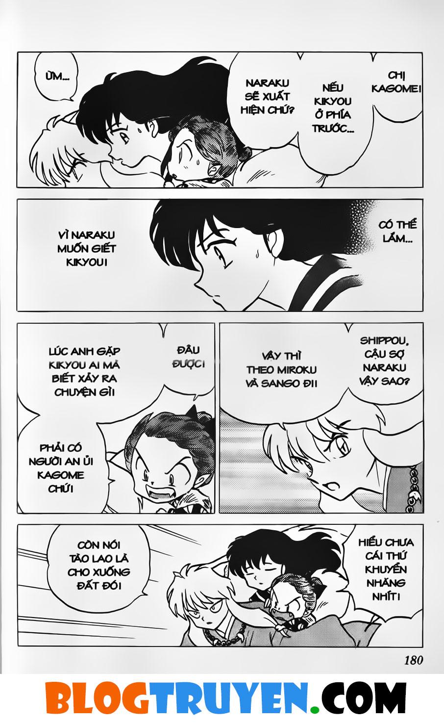 Inuyasha vol 33.10 trang 13