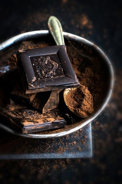 Edle Schokolade.