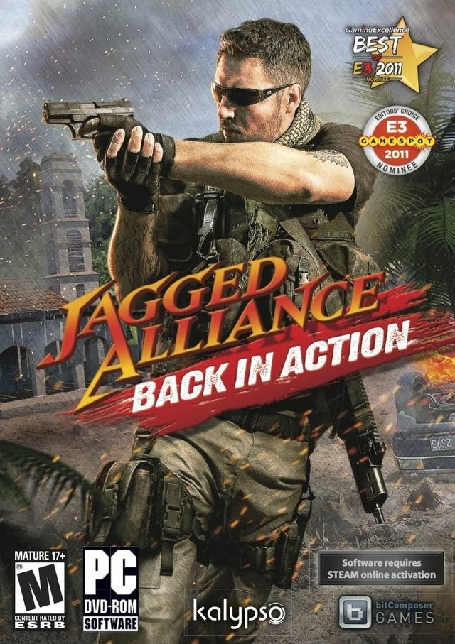 Jagged Alliance Back In Action - Download Full Version Pc ...
