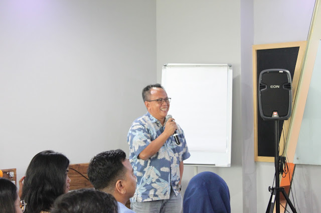 Arif Mujahidin Communication Director Danone Indonesia